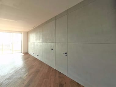 Panel with concrete effect CONCLAD