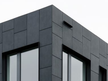 Glassfibre reinforced concrete panels for facades CONCRETE SKIN