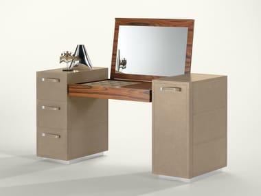 Wood veneer dressing table CONDOTTI | Dressing table