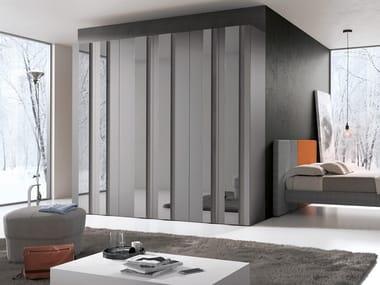 Wardrobe with hinged doors CONFIGURATION 372