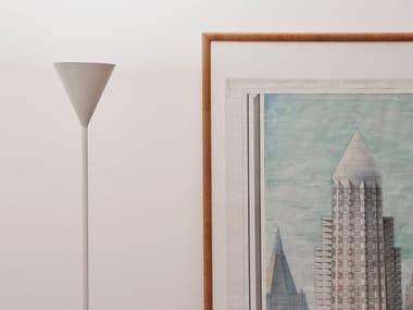 LED aluminium floor lamp CONO | Floor lamp