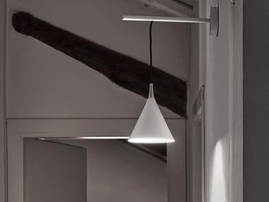 Lampada da parete a LED in alluminio CONO | Lampada da parete