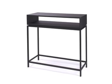 Rectangular console table CONSOLE
