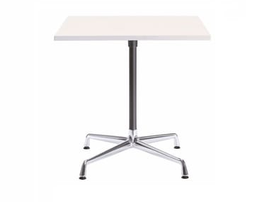 Square contract table CONTRACT TABLE SQUARE