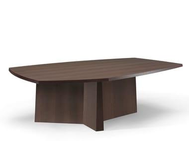 Esstisch aus Holzfurnier CONVERSE