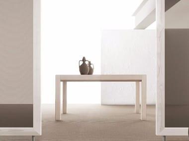 Tavolo allungabile rettangolare in legno CONVIVIO | Tavolo