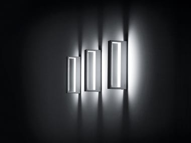 Cool Led Outdoor Wall Lamp By Simes