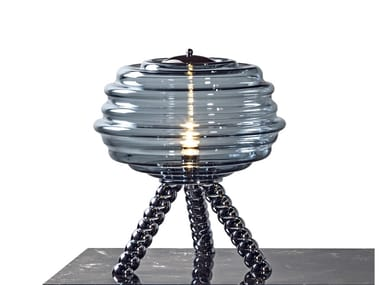 Direct light glass table lamp COOPER | Table lamp