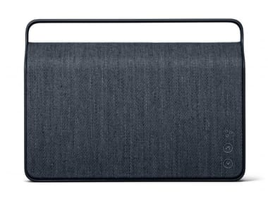 Diffusore acustico portatile wireless COPENHAGEN 2.0 MOUNTAIN BLUE
