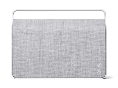 Portable wireless speaker COPENHAGEN 2.0 PEBBLE GREY