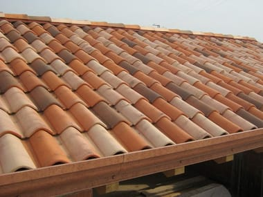 Quarry roof tile COPPO SANMARCO EVO