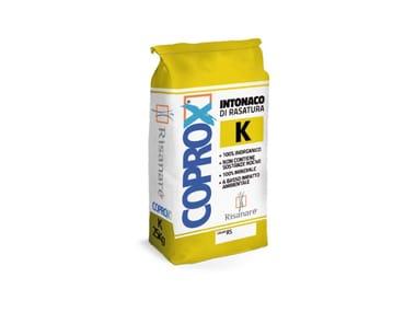 Intonaco cementizio COPROX® Intonaco K