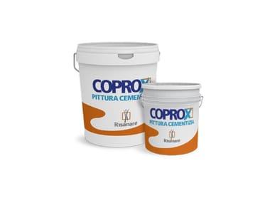 Protettivo per intonaci COPROX ® Pittura cementizia