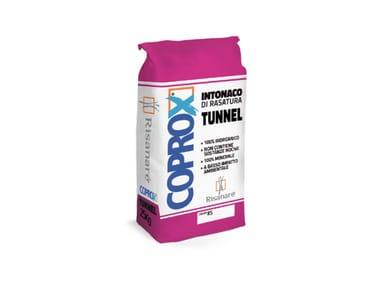 Rasante per intonaco COPROX® Tunnel