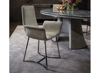 Chair with armrests CORAL