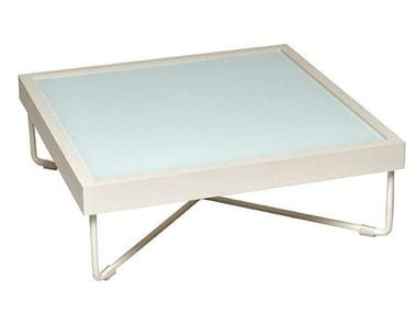 Square coffee table CORAL REEF   Coffee table