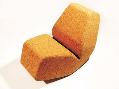 Foam easy chair CORCKY LIPS | Easy chair