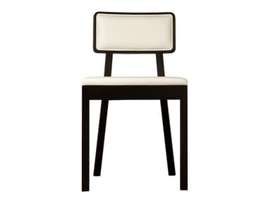 Upholstered wooden chair CORDOBA | Upholstered chair