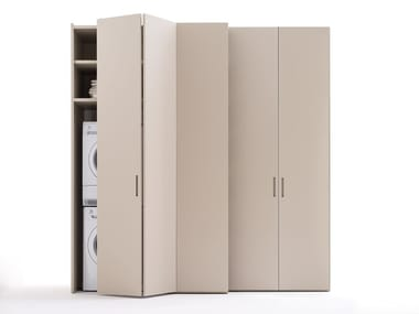 Sectional laundry room cabinet for washing machine CORE | Laundry room cabinet for washing machine