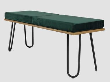 Wooden bench CORGI