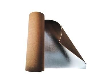 Cork thermal insulation felt CORKTHERMOREFLEX