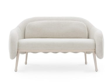 Fabric small sofa COROLLA 273