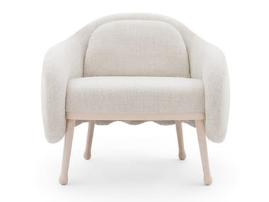 Armchair with armrests COROLLA 271