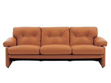 Leather sofa CORONADO | Sofa