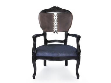 Upholstered Chair CORSET