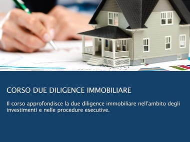 Mass appraisal video training course CORSO DUE DILIGENCE IMMOBILIARE