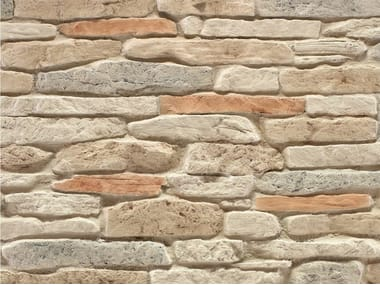 Reconstructed stone wall tiles CORTINA