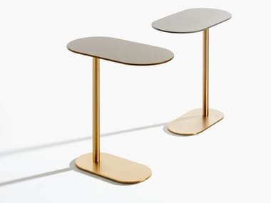 Oval side table CORVETTO | Side table