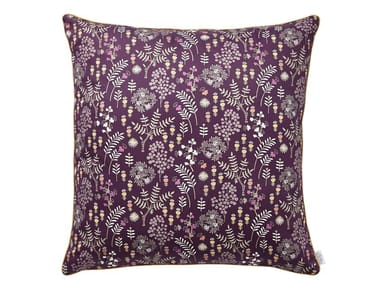 Cotton pillow case with floral pattern COSIMA | Pillow case