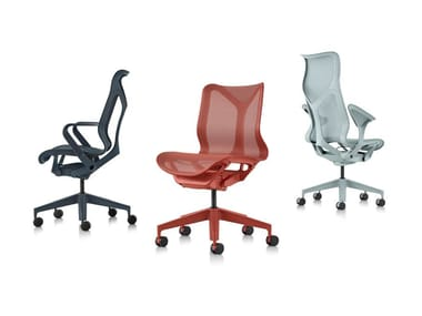 Ergonomic office chair with low back COSM | Office chair