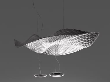 Indirect light pendant lamp COSMIC ANGEL | Pendant lamp