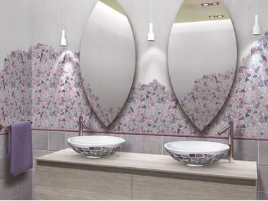 Mosaico in gres porcellanato smaltato COTTO VOGUE | Mosaico