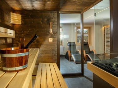 Sauna finlandese prefabbricata COUNTRY PRO