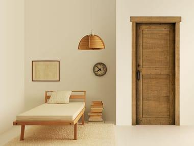 Solid wood door COUNTRY