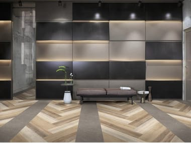 image related CREATION 55 | Flooring with wood effect