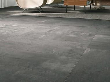 Pavimento/rivestimento in gres porcellanato effetto cemento CREATIVE CONCRETE G