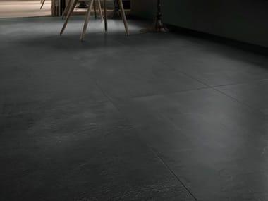 Pavimento/rivestimento in gres porcellanato effetto cemento CREATIVE CONCRETE N