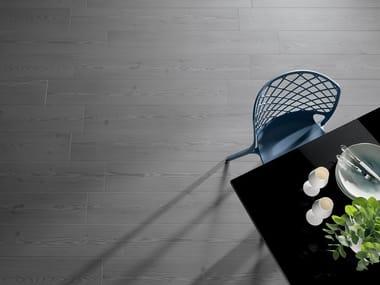 Pavimento/rivestimento in gres porcellanato a tutta massa effetto legno per interni CREAWOOD