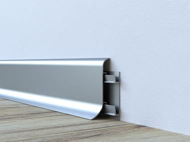 Aluminium Skirting board CRISPO