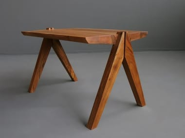 Wooden coffee table CROCODILE | Coffee table