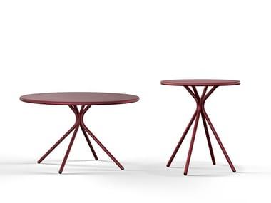 Lounge table CRONA STEEL | Side table