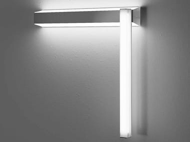LED Mirror lamp CROSS