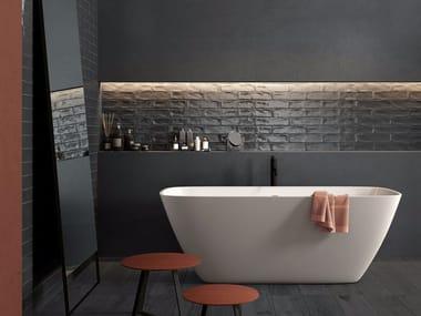 Porcelain stoneware wall/floor tiles CROSSROAD CHALK
