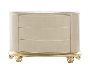Lacquered chest of drawers CROWN | Chest of drawers