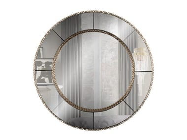 Round wall-mounted mirror CROWN   Mirror