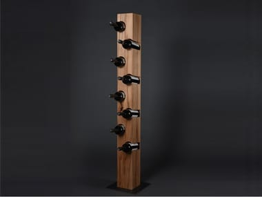 Beech bottle rack CRU #02
